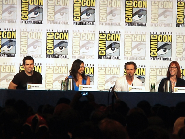 Being Human &#8211; San Diego Comic Con 2012 &#8211; Full Panel