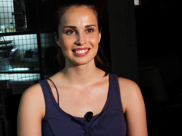 Battlestar Galactica: Heida Reed - Interview