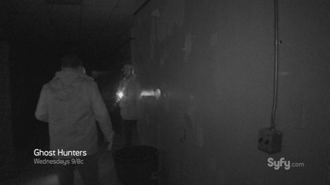 Ghost Hunters - A Textbook Case