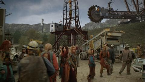 Defiance: VFX Before & After - Episode 9