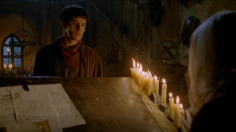 Merlin - Next Episode - The Drawing of the Dark