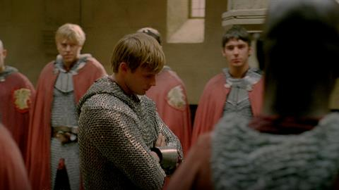 Merlin - Next Episode - The Diamond of the Day