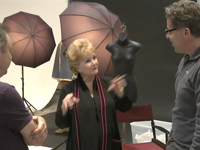 Debbie Reynolds - Extended Interview - Hollywood Treasure