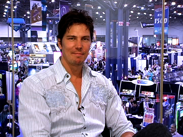 Battlestar Galactica: Michael Trucco Q&A - Part 2