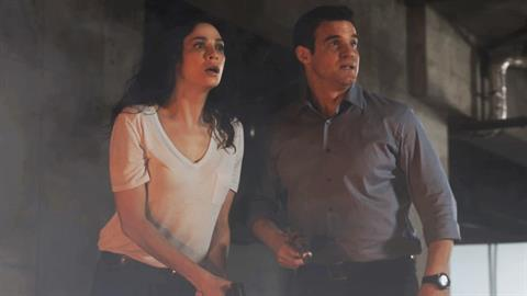 Warehouse 13: Hot Stuff