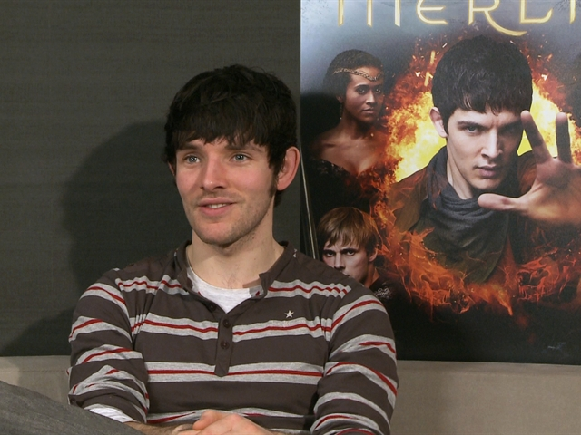 Colin Morgan Talks Episode 511 - Merlin
