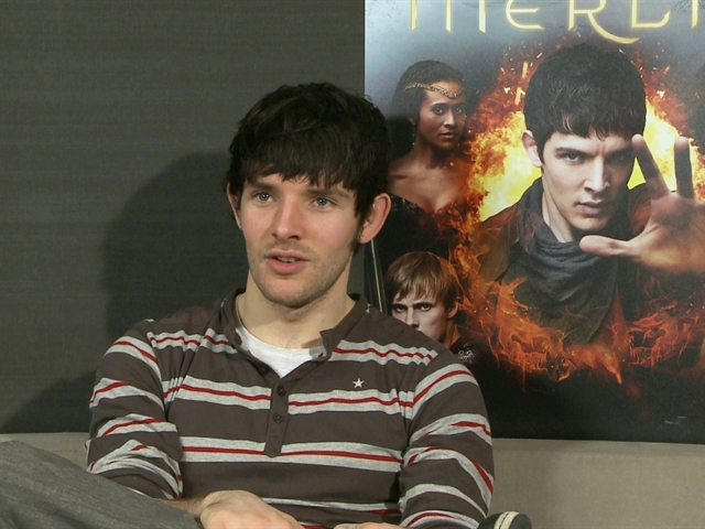 Colin Morgan Talks Episode 510 - Merlin