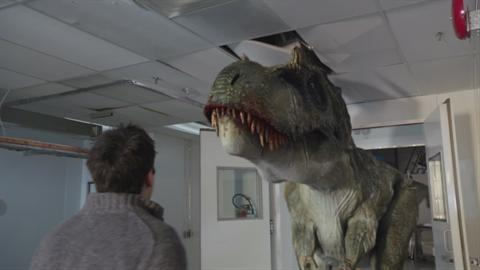 Primeval New World: The Making of Primeval