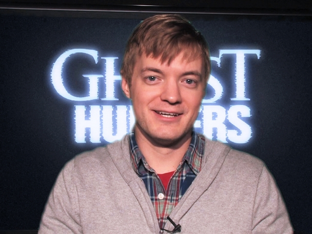 Ghost Hunters: Adam Berry Exclusive Interview